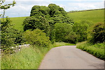 SK1868 : Road into Kirk Dale by Nigel Mykura