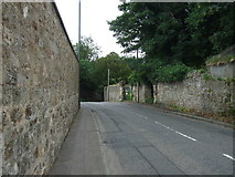 NT3366 : Newbattle Road (B703) by JThomas