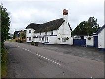 SX9690 : The Blue Ball inn, Clyst Road by David Smith