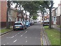 NZ6024 : Stanley Grove - Park Avenue by Betty Longbottom