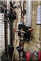 SJ4912 : Coleham Head pumping Station - injector by Chris Allen