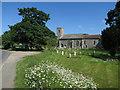 TG3608 : Graveyard around St Peter's church, Lingwood  by Hugh Venables