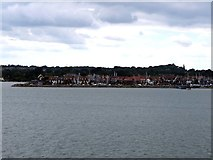 SU4208 : Hythe Marina and Village by Steve Daniels