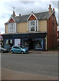 TQ2115 : Commercial Buildings (2), High Street, Henfield by Simon Carey