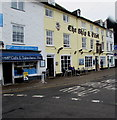 SS5247 : The Ship & Pilot pub, 10 Broad Street, Ilfracombe by Jaggery
