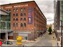SJ8397 : Great Northern, Watson Street by David Dixon