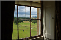 SO5063 : Looking out of Berrington Hall by Stephen McKay