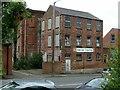SK4642 : Former Norton Plastics factory, Heanor Road by Alan Murray-Rust