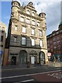 """NS5965 : A building in the """"Scottish Baronial"""" style by David Smith"""