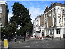 TQ3084 : East end of Bridgeman Road, Barnsbury by Richard Vince