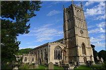 ST7693 : Church of St Mary the Virgin, Wotton-under-Edge by Tim Heaton