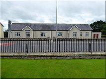 H6257 : Ballygawley Parish Church Hall by Kenneth  Allen
