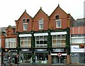 SK4641 : Former Co-operative store, Market Place by Alan Murray-Rust