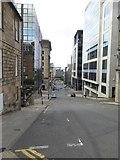 NS5865 : Blythswood Street, Glasgow by David Smith