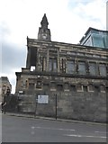 NS5865 : Glasgow City Free Church by David Smith