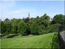 NS5766 : Kelvingrove Park by David Smith
