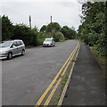 SO9233 : Western end of a side road, Ashchurch by Jaggery