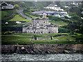 SW8432 : St Mawes Castle by David Dixon