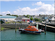 SW8132 : RNLB Richard Cox Scott at Falmouth by David Dixon