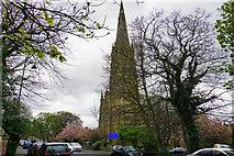 NZ3955 : St John's Methodist Church by Bill Boaden