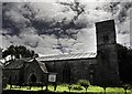 SY7387 : St Peter's Church, West Knighton by Becky Williamson