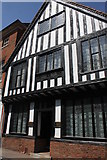 TM2749 : St Withburga, 22 Church Street, Woodbridge by Jo Turner