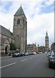 NS2776 : St John the Evangelist's Episcopal Church, Union Street by Richard Sutcliffe