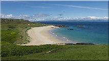 NM4200 : Bay at Balnahard by Julian Paren