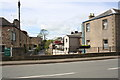 NY7914 : Southwest parapet of Old Bridge, High Street by Roger Templeman