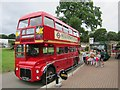TQ0762 : AEC Routemaster at London Bus Museum, Brooklands by Oast House Archive
