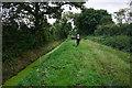 SE7531 : Featherbed Lane off Wood Lane by Ian S