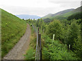 NY2725 : Bridleway to Keswick by Hugh Venables