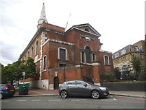 TQ3279 : St. George the Martyr, Borough by David Howard