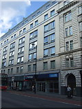 TQ3282 : Travelodge London Central City Road Hotel by JThomas
