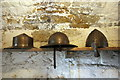 SJ2638 : Choice of Medieval Headgear at Chirk Castle by Jeff Buck