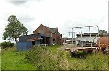 SK4536 : Risley Lodge Farm by Alan Murray-Rust