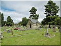 SJ2937 : Chirk, mausoleum by Mike Faherty
