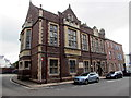 SO5012 : Grade II listed Nelson Rooms, Monmouth by Jaggery