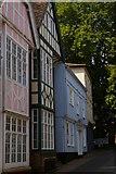 TM2749 : Church Street, Woodbridge by Christopher Hilton