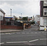 SO8555 : Cromwell Street, Worcester by Jaggery