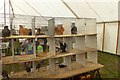 SE4553 : Tockwith Show: Poultry display by DS Pugh