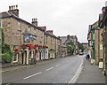 SK3447 : Belper: the George and Dragon by John Sutton
