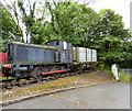 SJ9541 : Old railway rolling stock by Gerald England