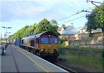 NT9953 : Berwick-Upon-Tweed Railway Station by JThomas