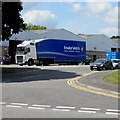 ST6982 : Fowler Welch articulated lorry in Beeches Industrial Estate, Yate by Jaggery