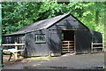 ST1177 : Ty'n Rhos Sawmill, St Fagans National History Museum by M J Roscoe
