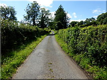 H6359 : Killymorgan road, Tirnaskea by Kenneth  Allen