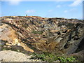 SH4390 : The old copper mine on Parys Mountain by David Purchase