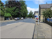 SE0824 : Savile Park Road in Halifax by Peter Wood