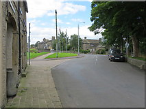 SE0423 : St Peters Avenue in Sowerby by Peter Wood